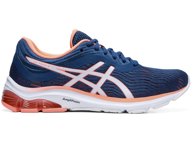 sports shoes e7435 5eb9c asics Gel-Pulse 11 Schuhe Damen mako blue/sun coral